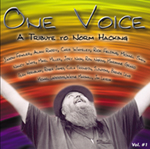 One Voice tribute CD cover